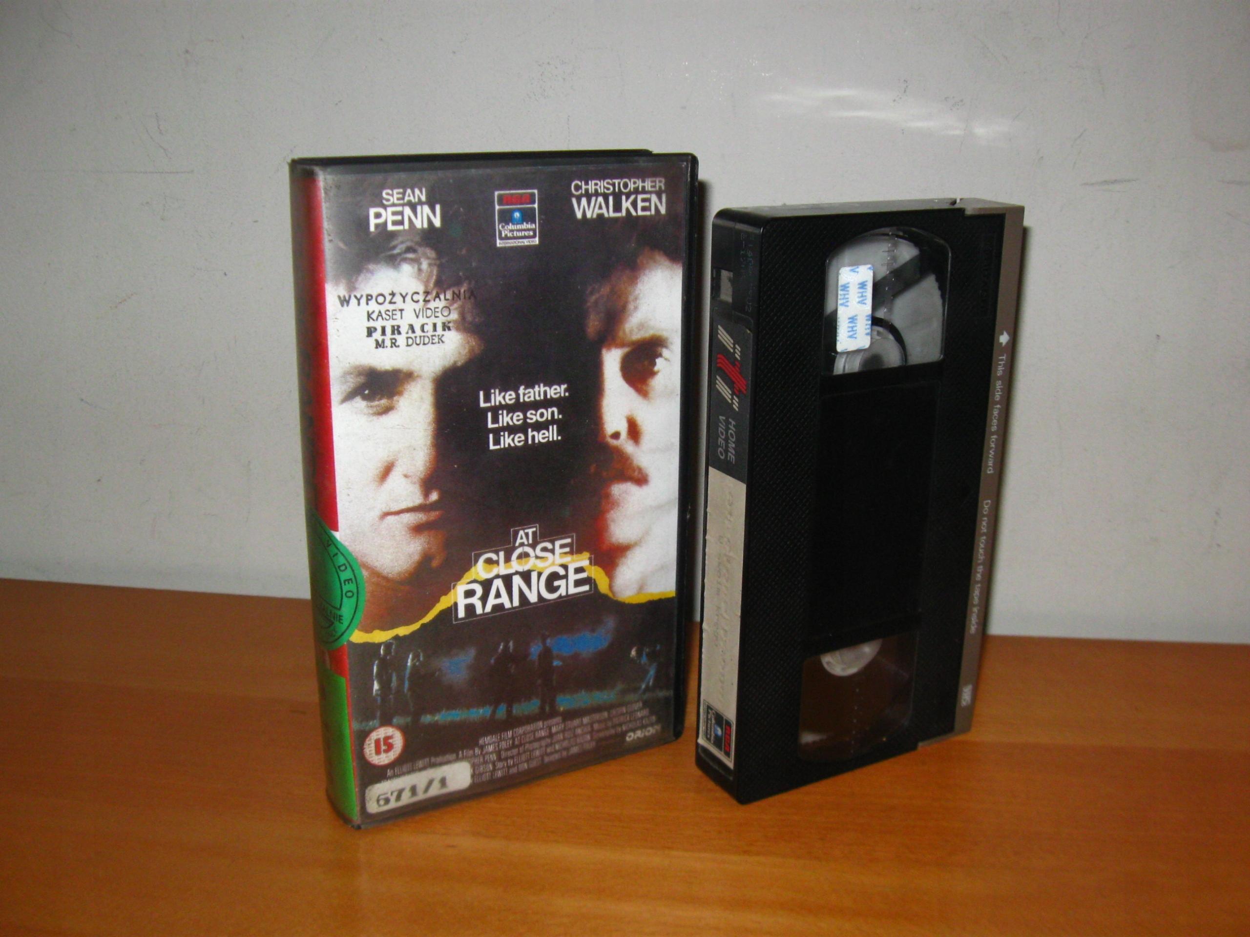 W SWOIM KRĘGU / 1986 / ITI / VHS