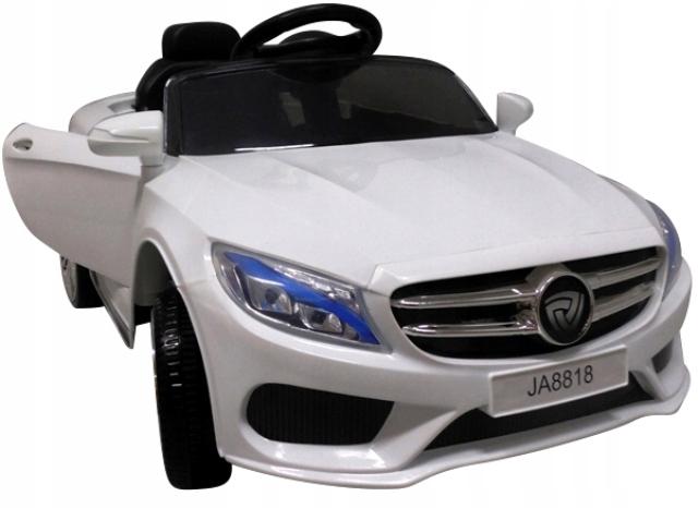Auto elektryczne dla dzieci na akumulator M4 białe