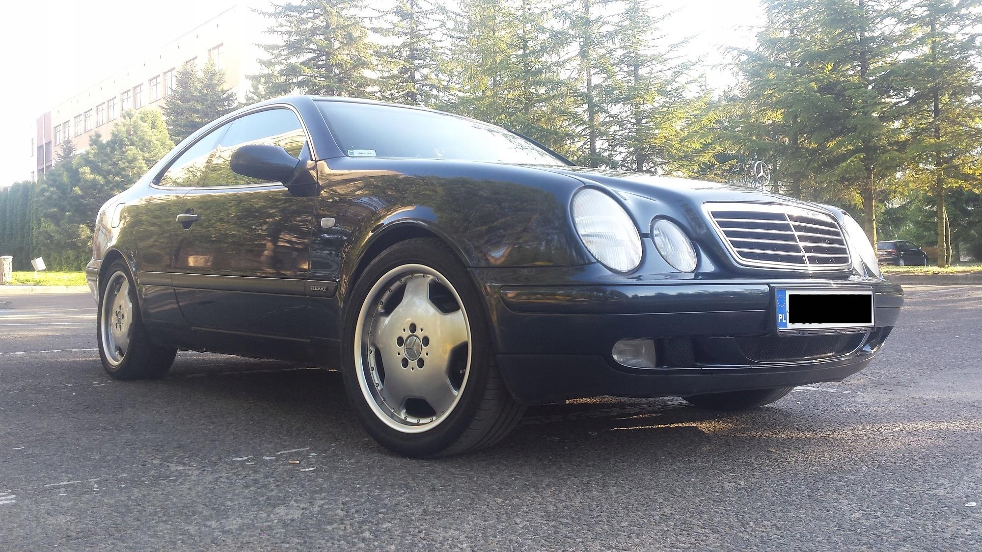 Mercedes CLK 230 KOMPRESOR Doinwestowany Monoblock