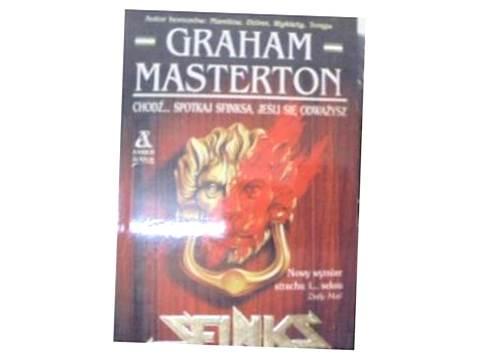 sfinks . - G. masterton 1992 24h wys