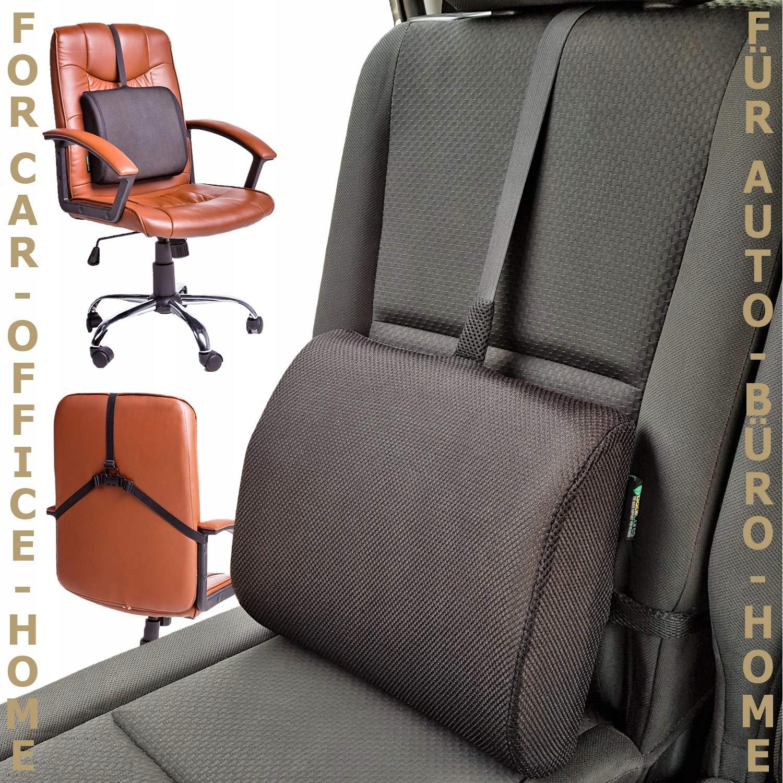 Backcares Poduszka Lędźwiowa Na Fotel C30