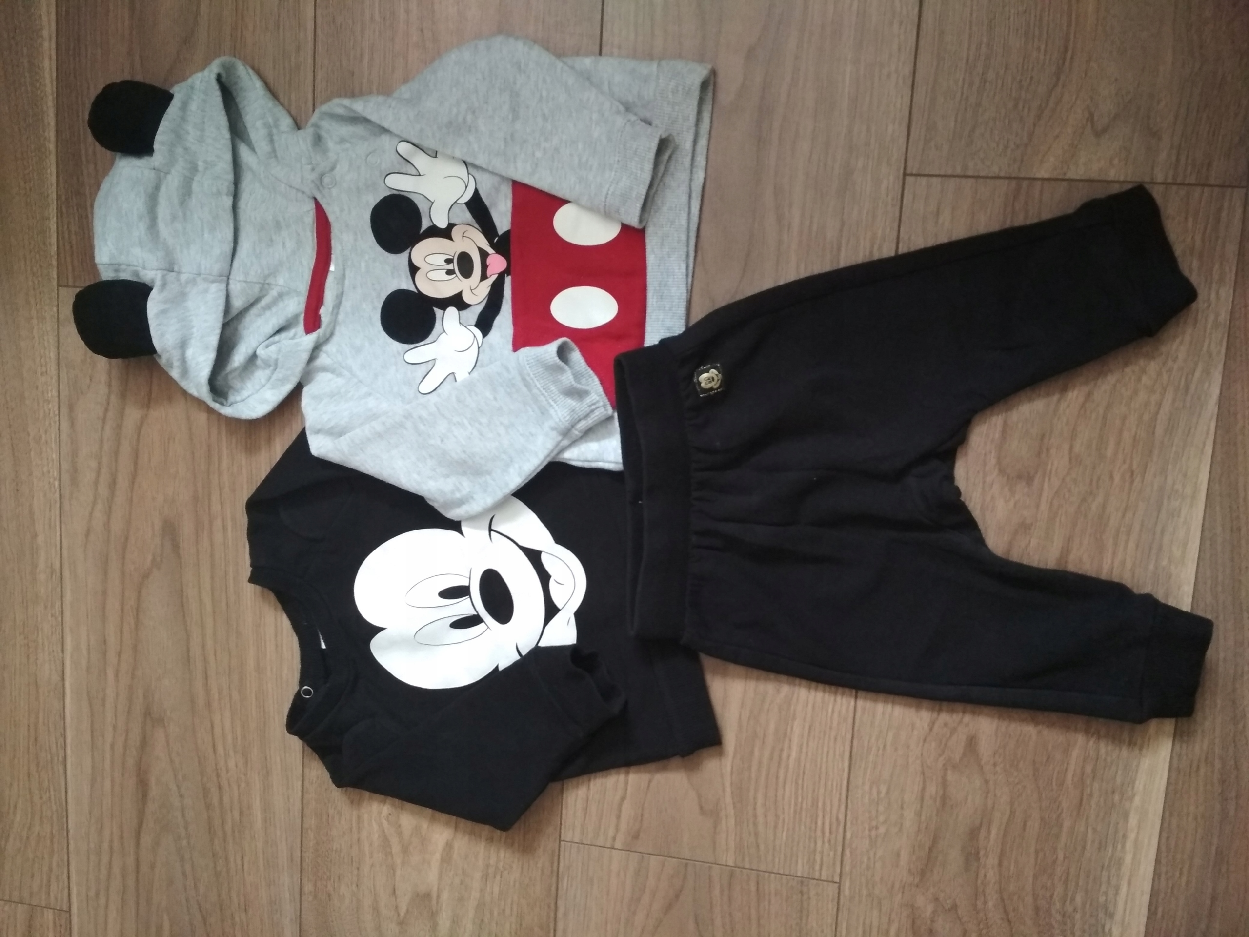 Zestaw Mickey Mouse 68