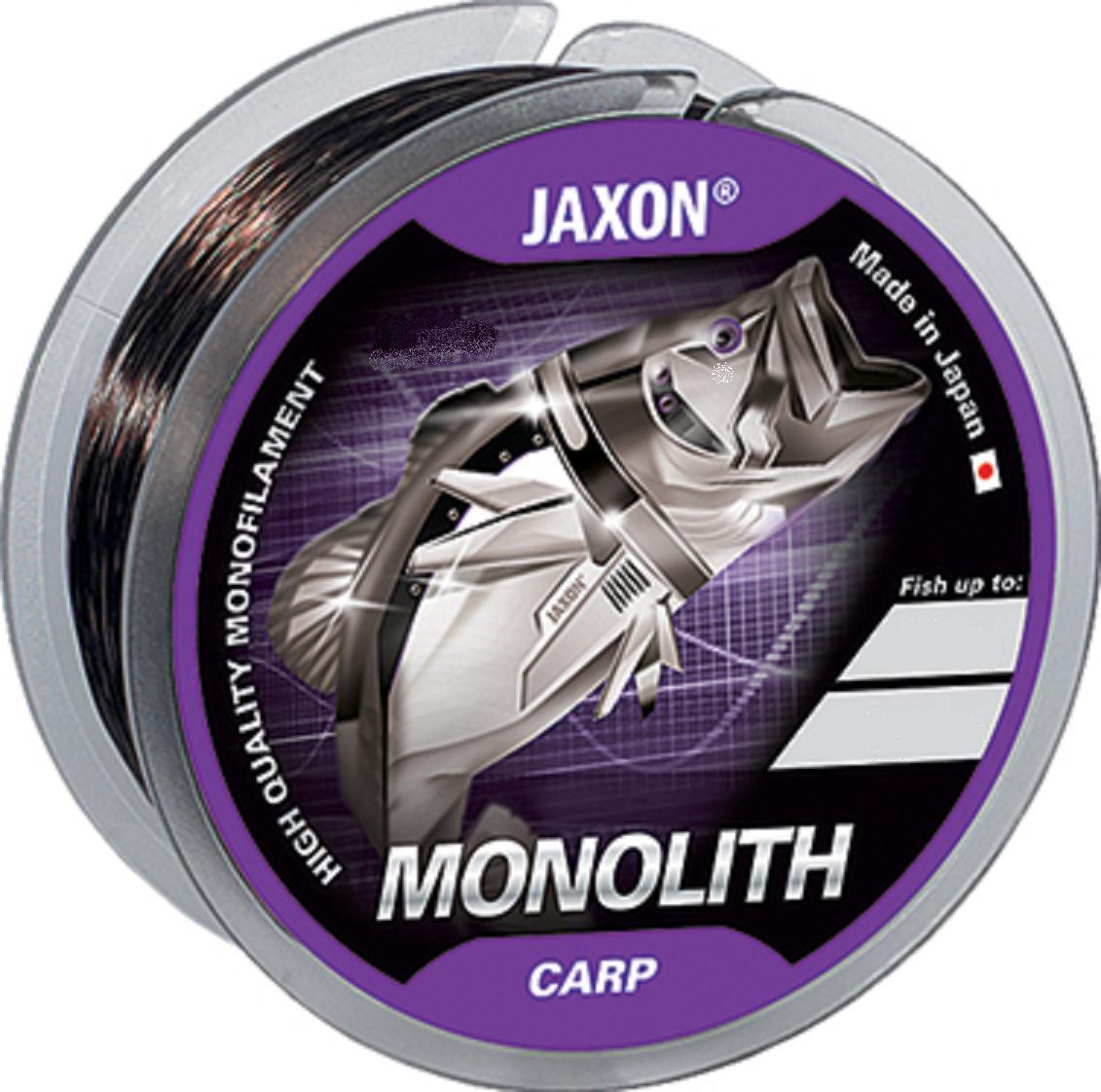 Żyłka JAXON MONOLITH CARP 300 m, 0,30 mm ,NOWOŚĆ !