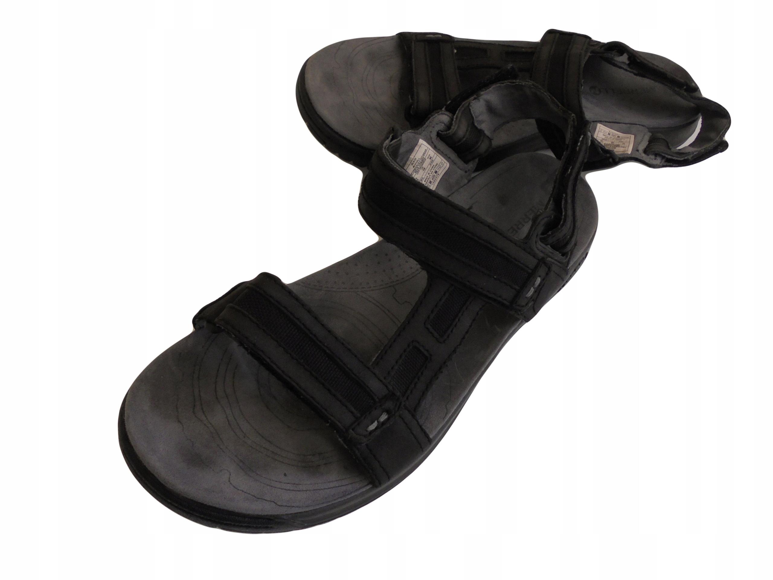 Skórzane sandały Merrell. Stan idealny. Rozmiar 44