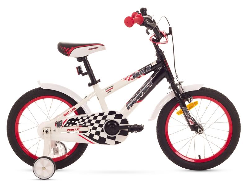 Rower Romet Salto P 16'' dziecięcy rowerek W-wa