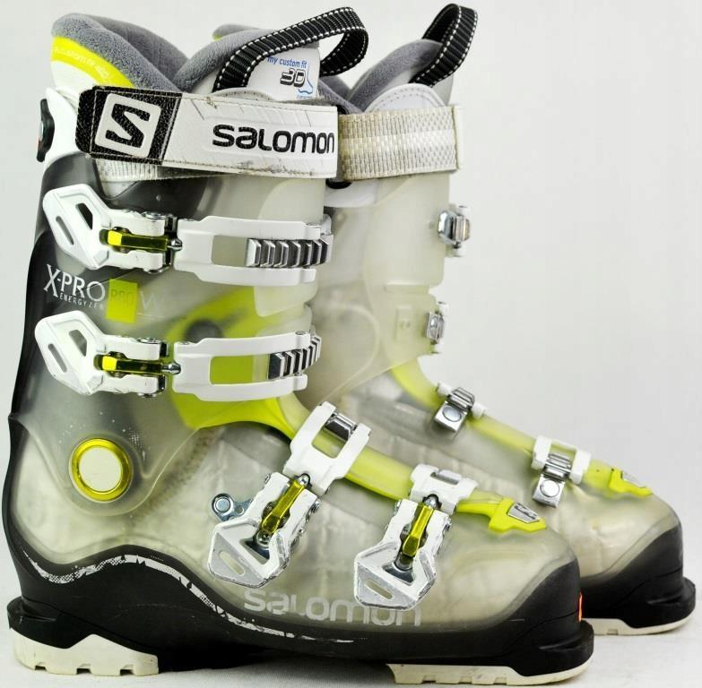 Buty narciarskie SALOMON QUEST 8 rozm. 26, flex 90 Zakopane