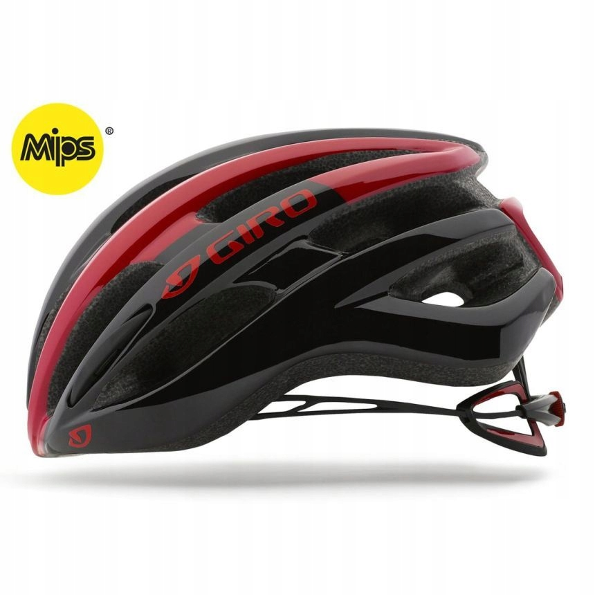 Giro Foray MIPS red black kask S 51-55cm