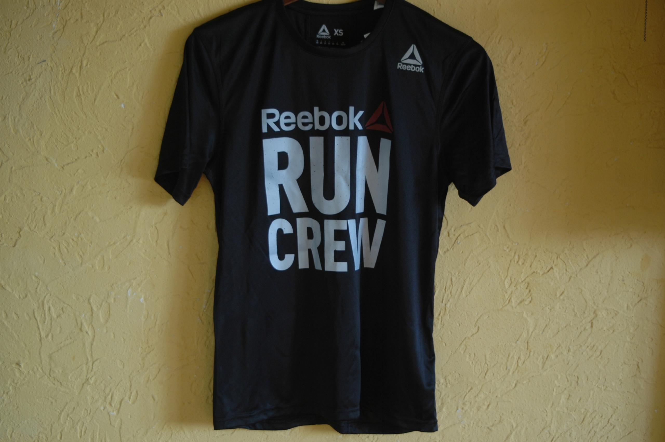 Koszulka REEBOK SPEEDWICK - RUN CREW Roz. XS - (6)