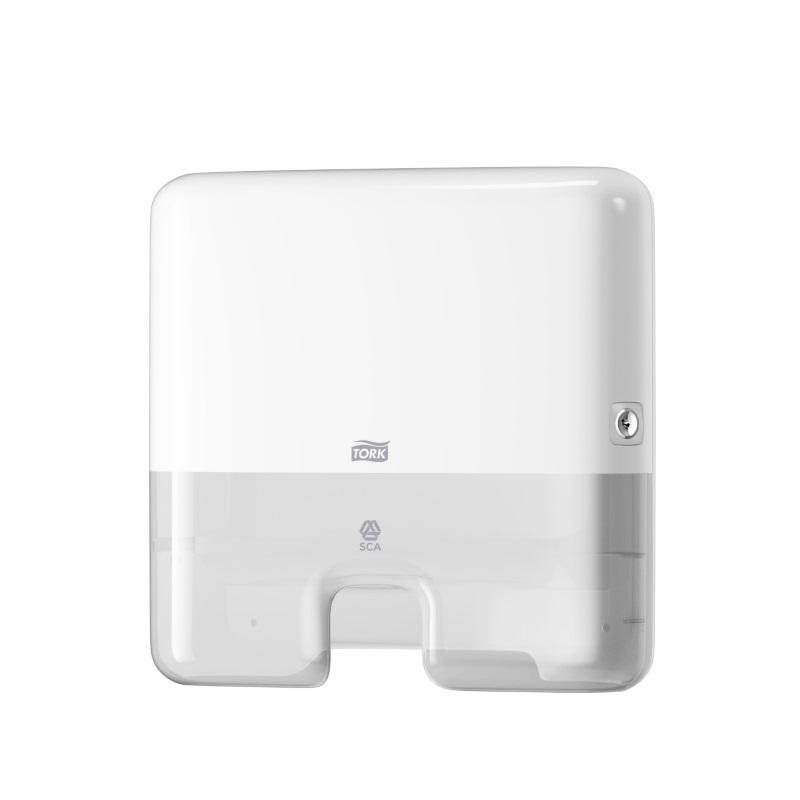 Tork Xpress 552100 - Dozownik ręczników ZZ - Biały