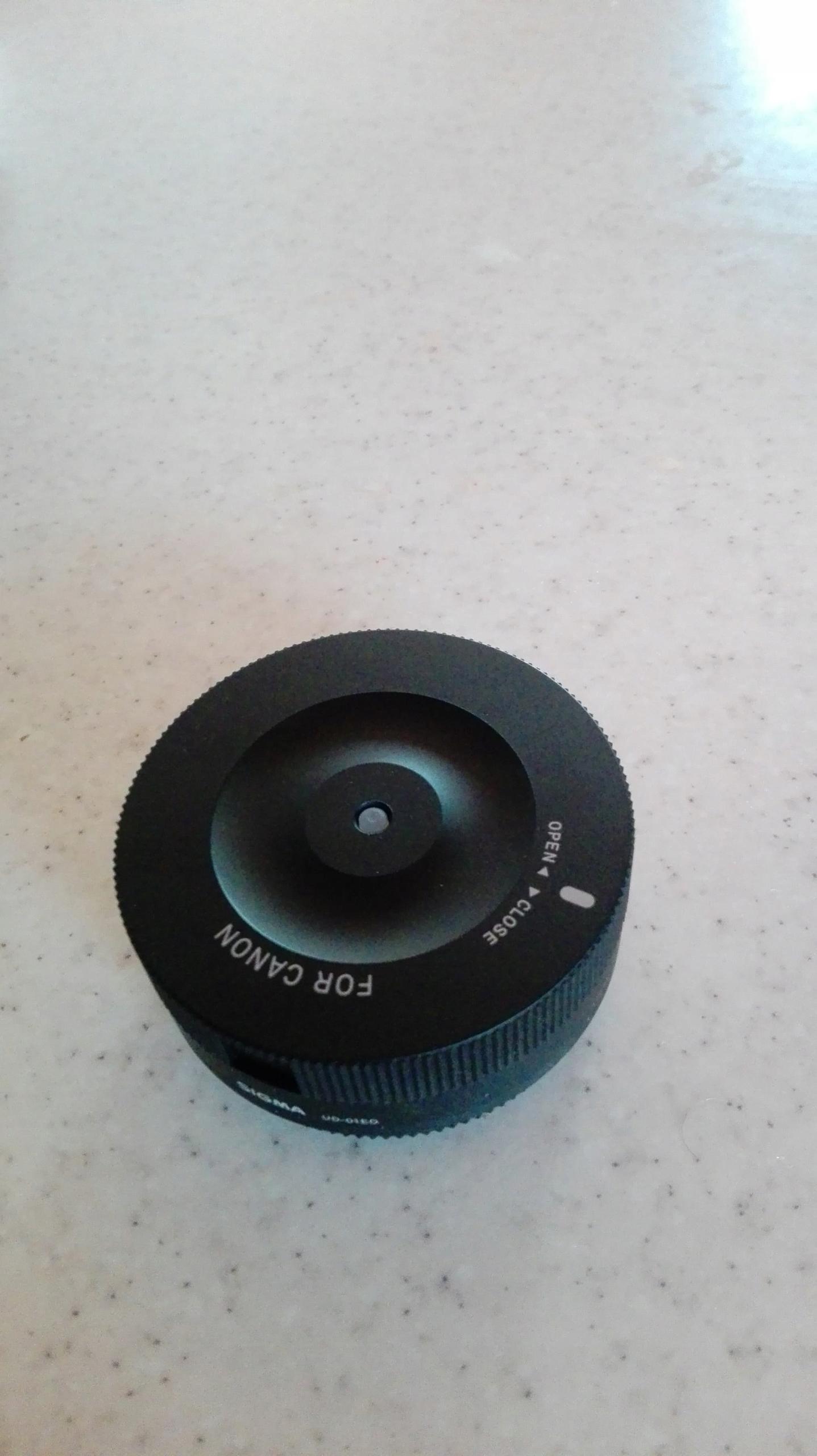 Sigma USB Dock Canon, jak nowy