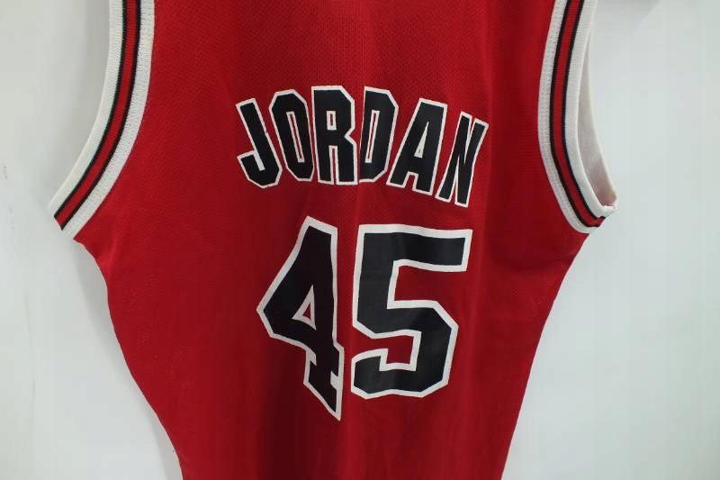 Champion Chicago Bulls Jordan koszulka L 14-16 NBA