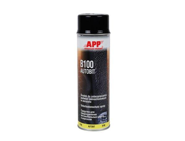 Konserwacja podwozia Autobit B100 Spray 0,5l APP