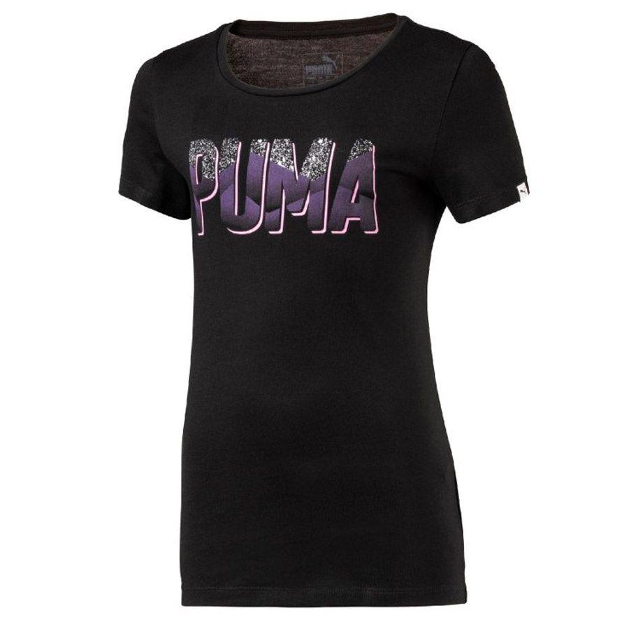 Koszulka Puma Style Graphic Tee 592666 51 140 cm