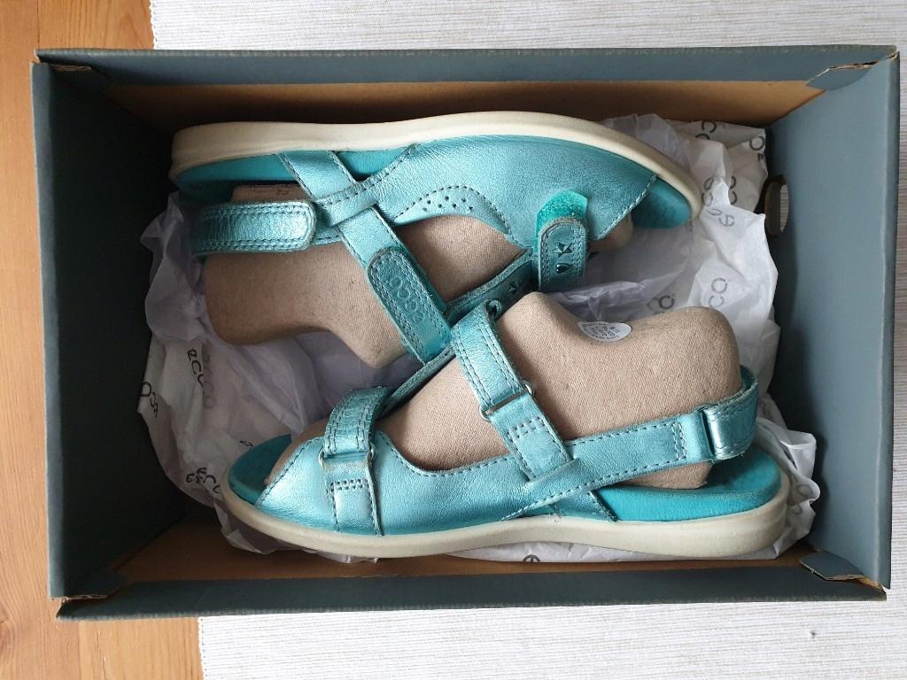 Sandałki dziewczęce ECCO 30