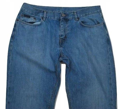 U Modne Spodnie jeans Calvin Klein 32/32 z USA!