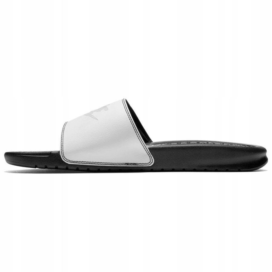 Klapki Nike Benassi JDI 343880 015 47 1/2 czarny