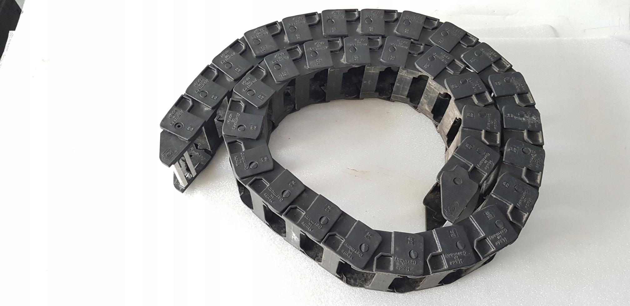 Prowadnice przewodów CNC Prowadnik 26x58 1440mm