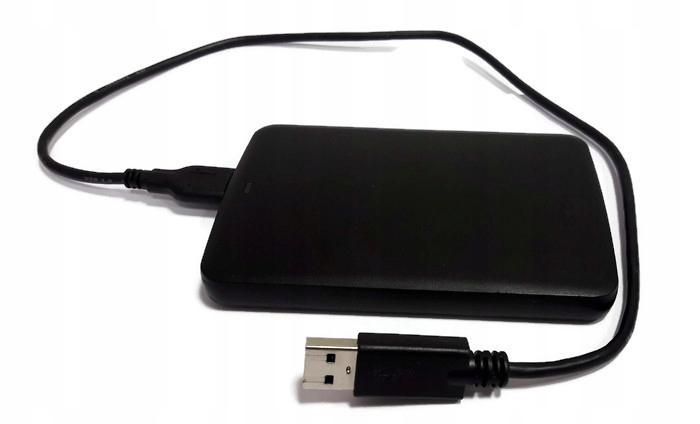 Dysk Twardy Przenośny Toshiba 1TB