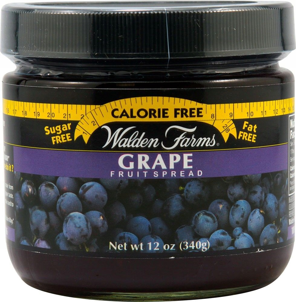 Walden Farms Fruit Spread Grape 340g bez cukru