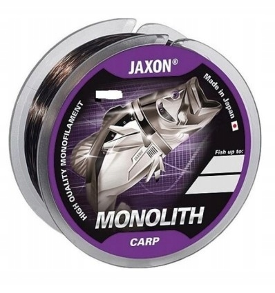 Jaxon Monolith Carp 0.25mm 300m 13kg