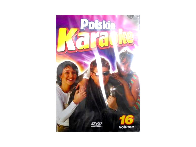 POLSKIE KARAOKE VOL. 16 FILM DVD #A2.A