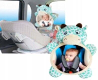 Lusterko bezpieczeństwa do fotelika samochodowego