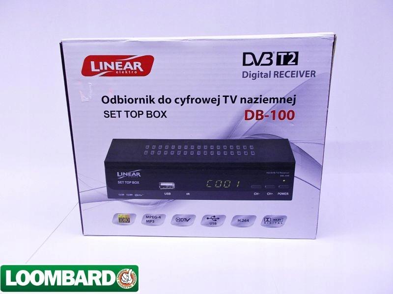 DEKOER DVBT LINEAR DB-100