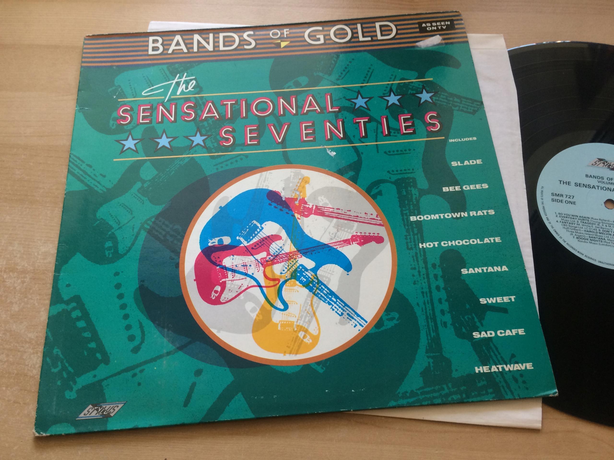 # Bands Of Gold: The Sensational Seventies [EX/EX-