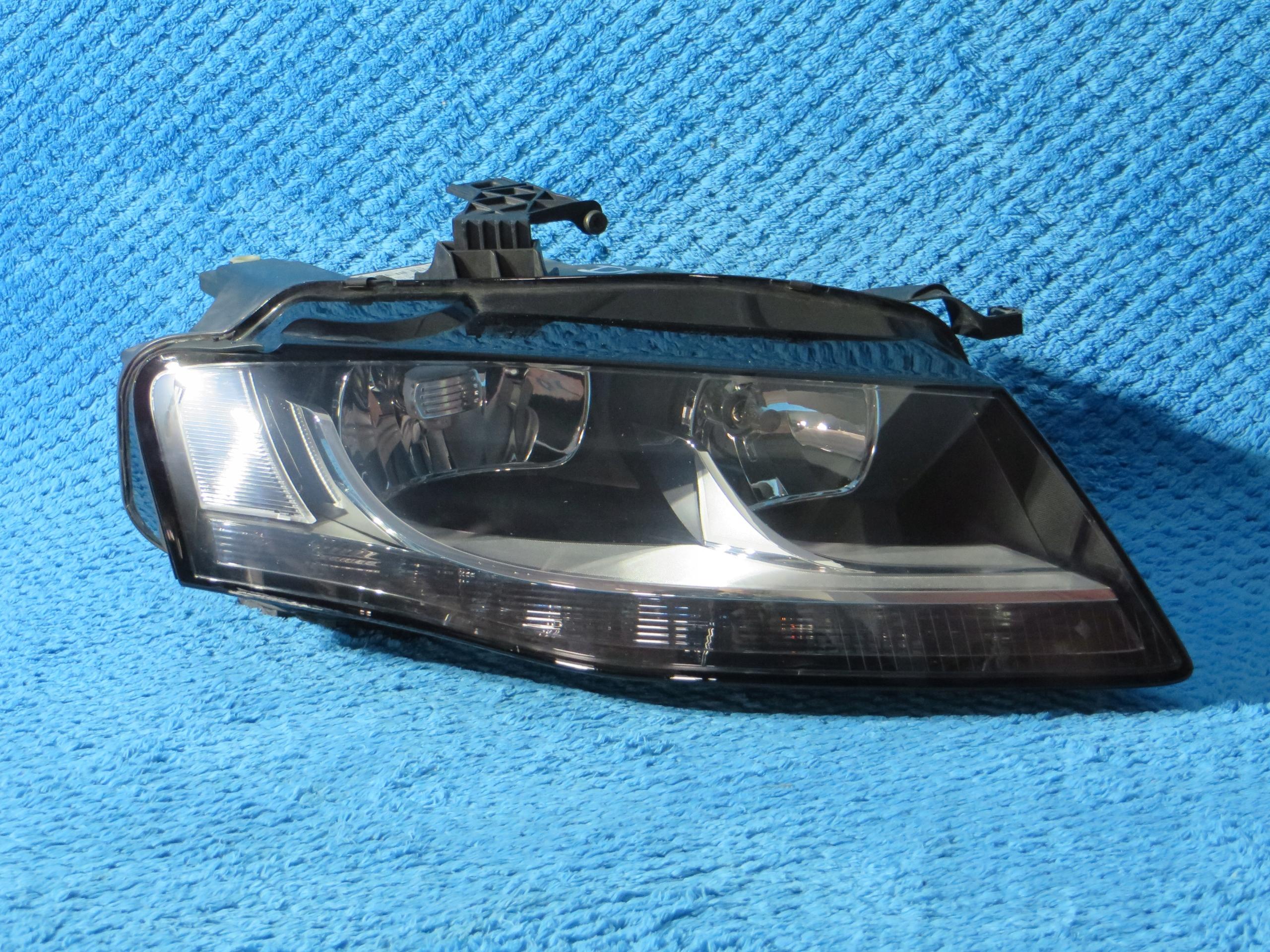 Audi A4 B8 8k0 Lampa Przednia Prawa Przed Lift 7808606647