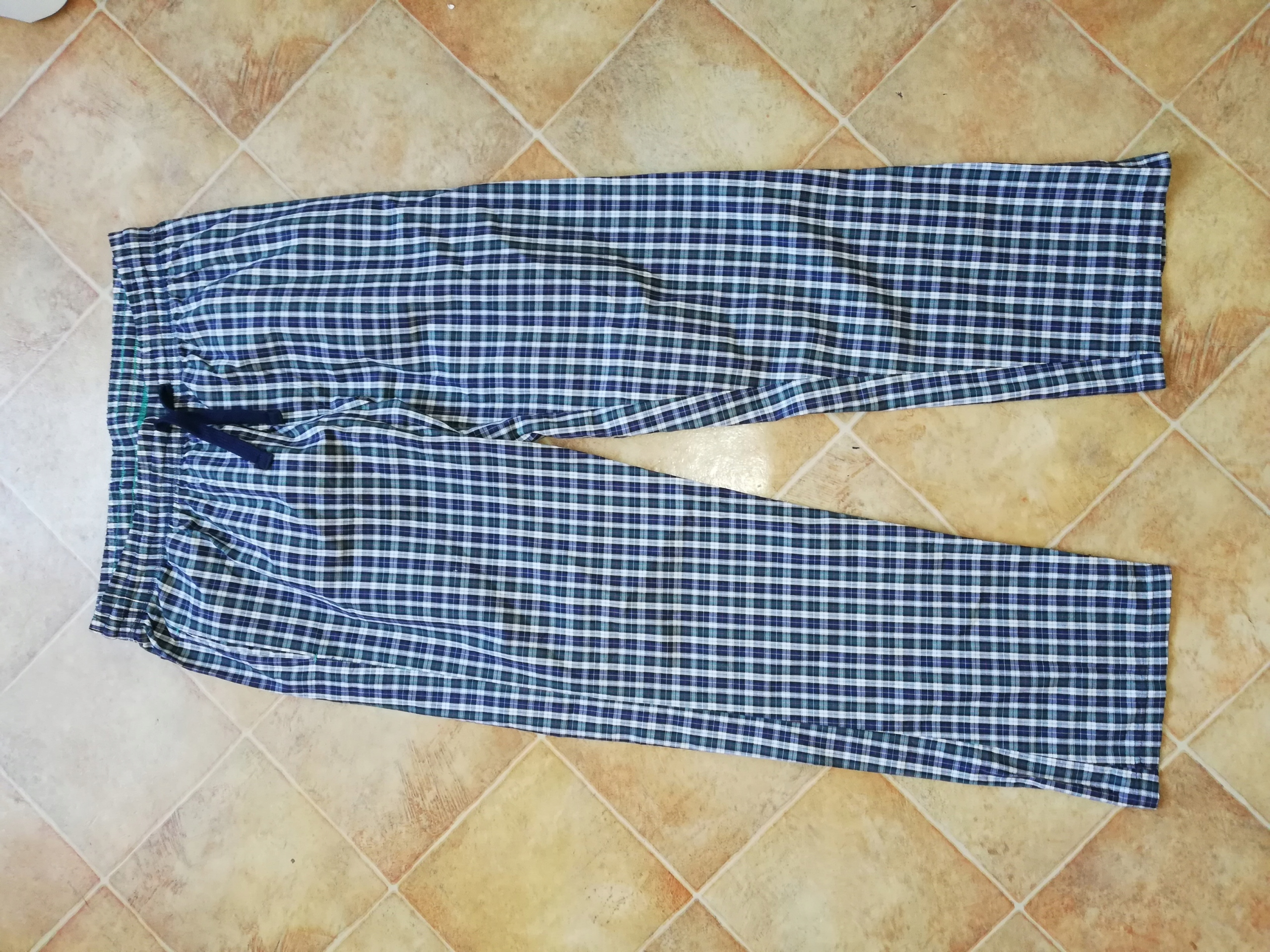 spodnie męskie do spania NEXT r.XL/XXL