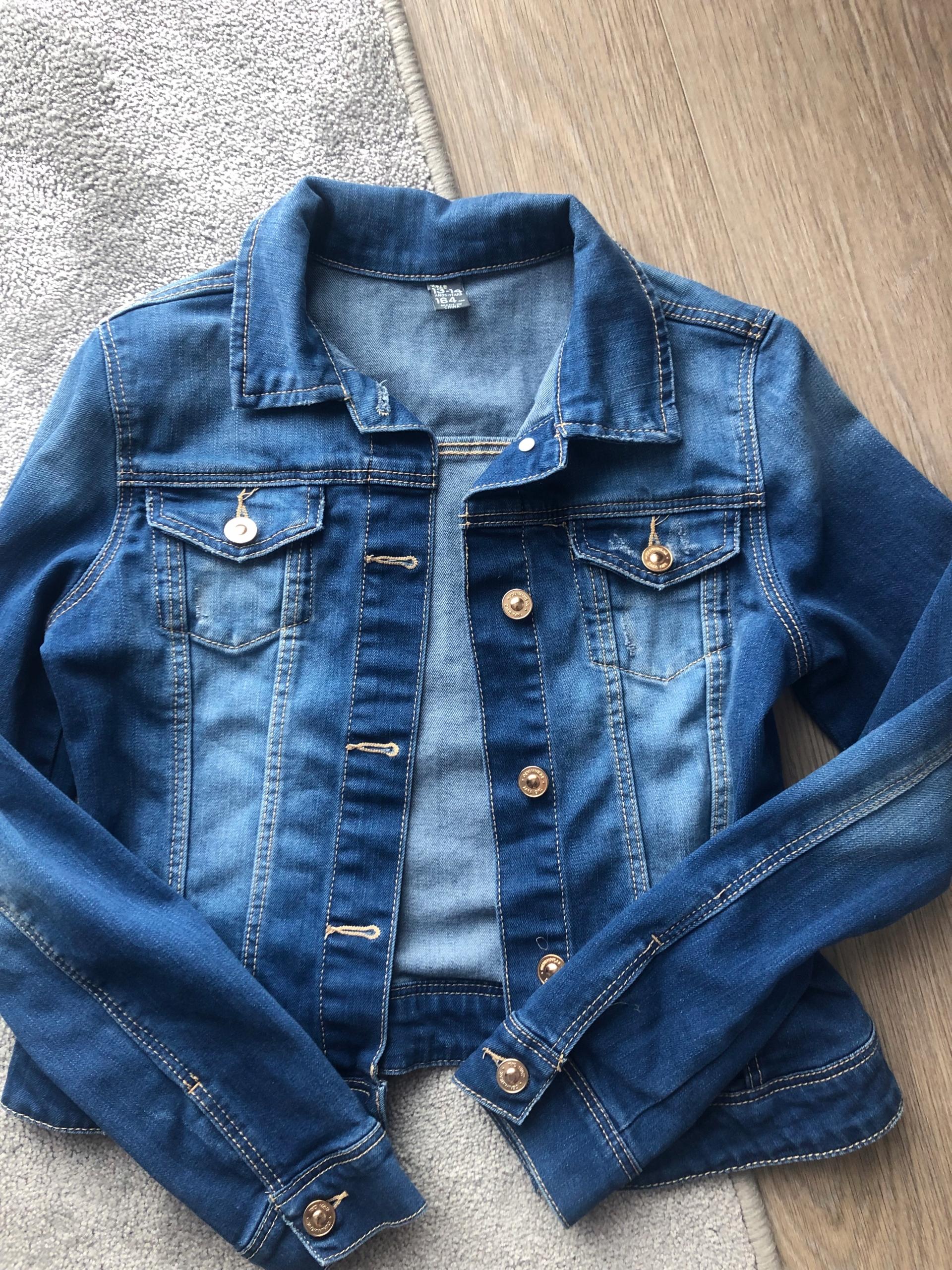 Kurtka jeansowa Zara Kids 13-14 lat