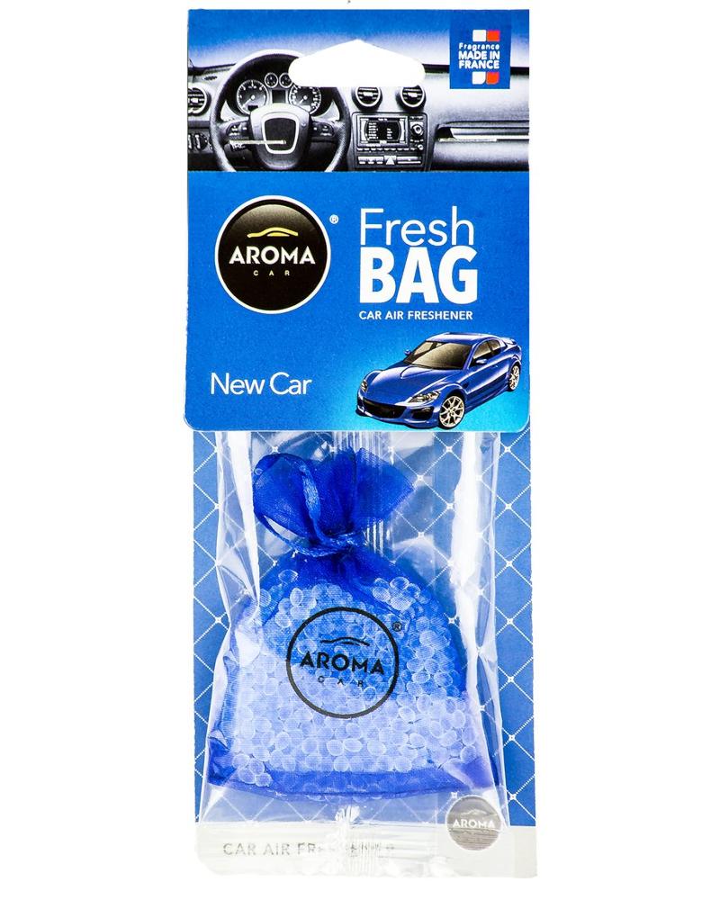AROMA CAR Fresh Bag NEW CAR zapach samochodowy
