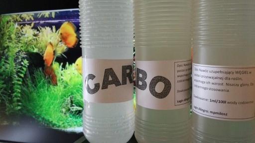 500ml Carbo 3,5% węgiel w płynie CO2 - na 50.000L