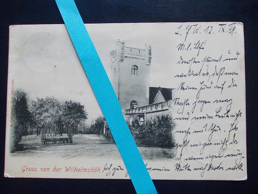 Szczawno Zdrój Wilhelmshoh