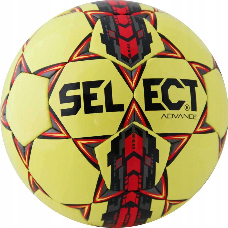 SELECT piłka nożna ADVANCE żółta rozmiar 5