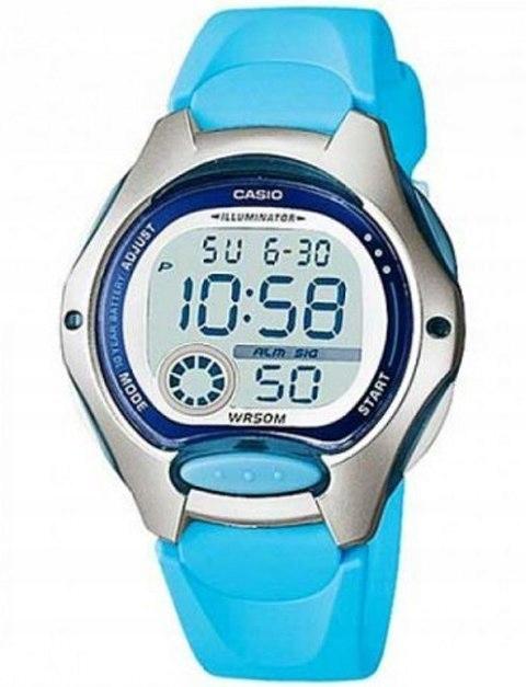 Zegarek CASIO LW-200-2BV LCD Wielofunkcyjny