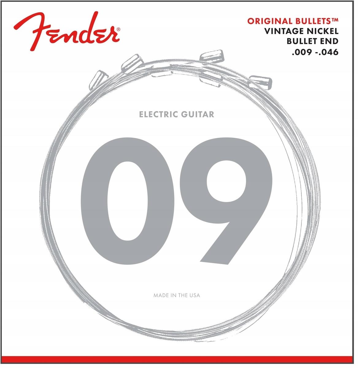 Fender 3150LR struny do gitary elektrycznej 9-46