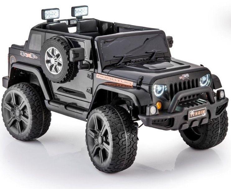 Auto na Akumulator Jeep HL1668 4x4 Czarny