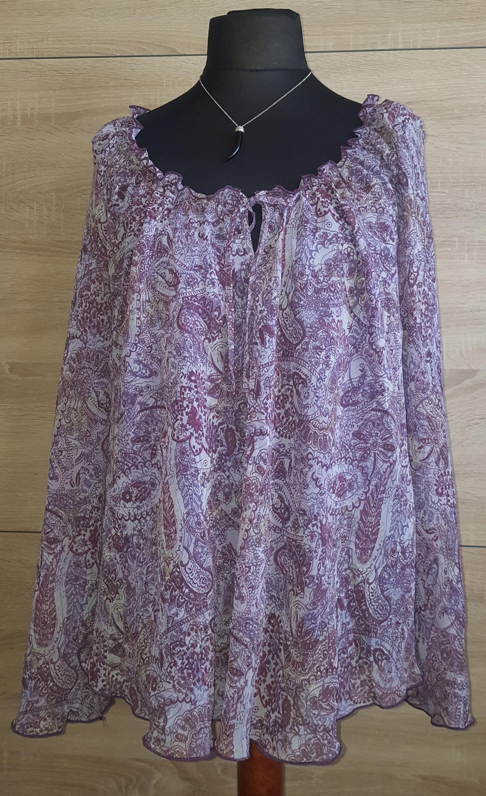 Bluzeczka damska EVANS duży rozmiar 52.