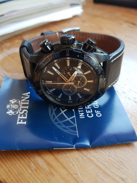 Festina Chronograph F16901/1