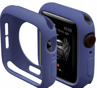 NOWE ETUI SILICONOWE CASE DO APPLE WATCH 4 40 MM