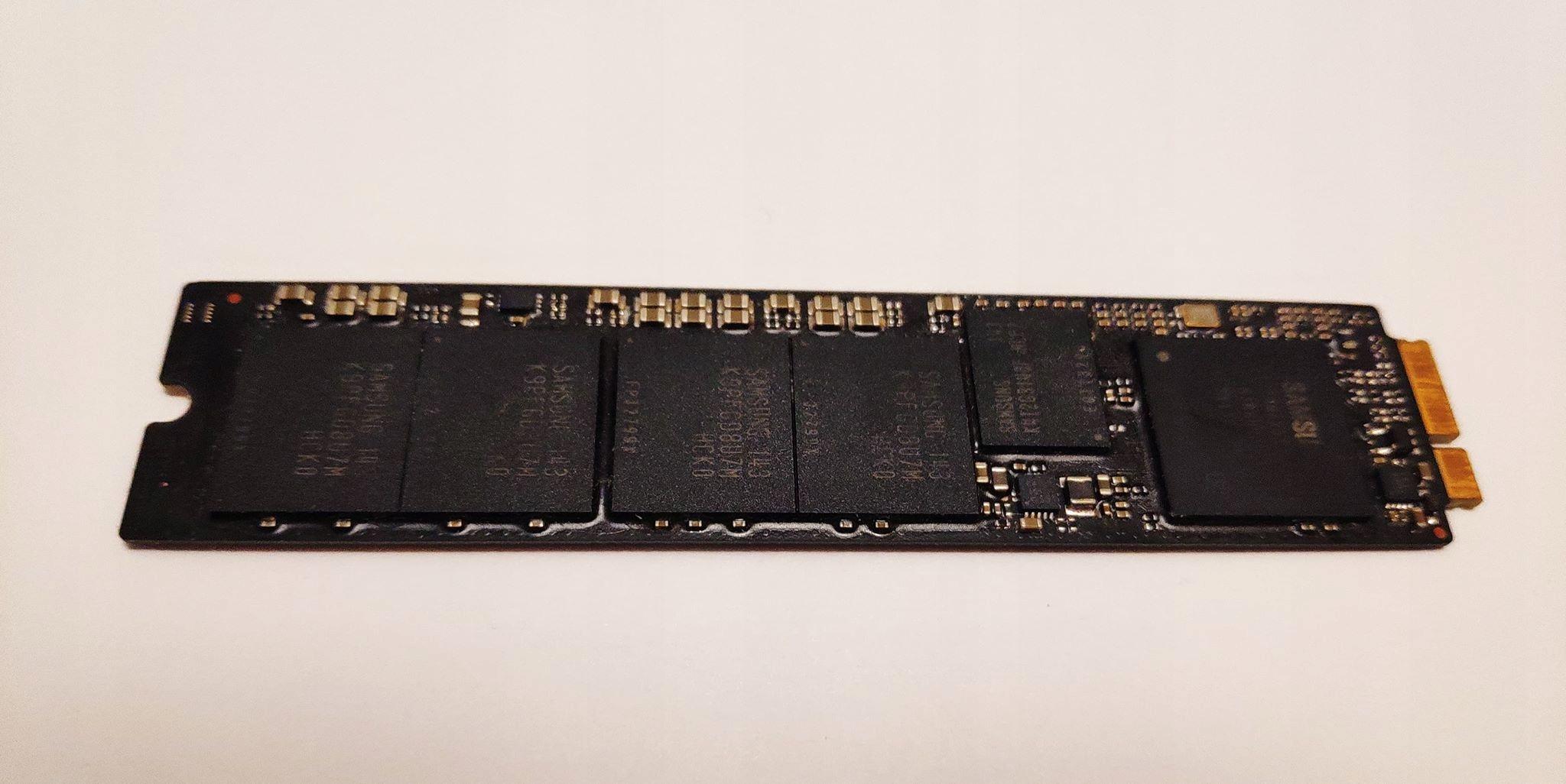 Dysk 128GB SSD dla Apple MacBook SAMSUNG 2011 rok