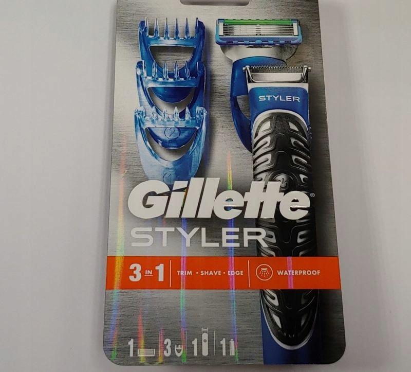 MASZYNKA GILLETTE STYLER 3 W 1 ! POLECAM !