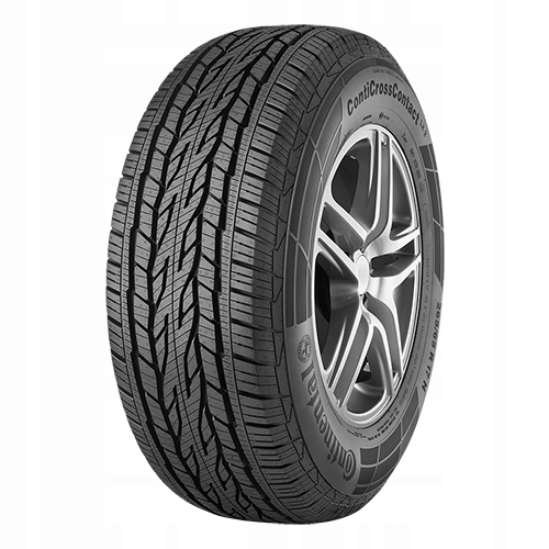 1x CONTINENTAL 225/75 R16 104 S CONTICROSSCONTACT