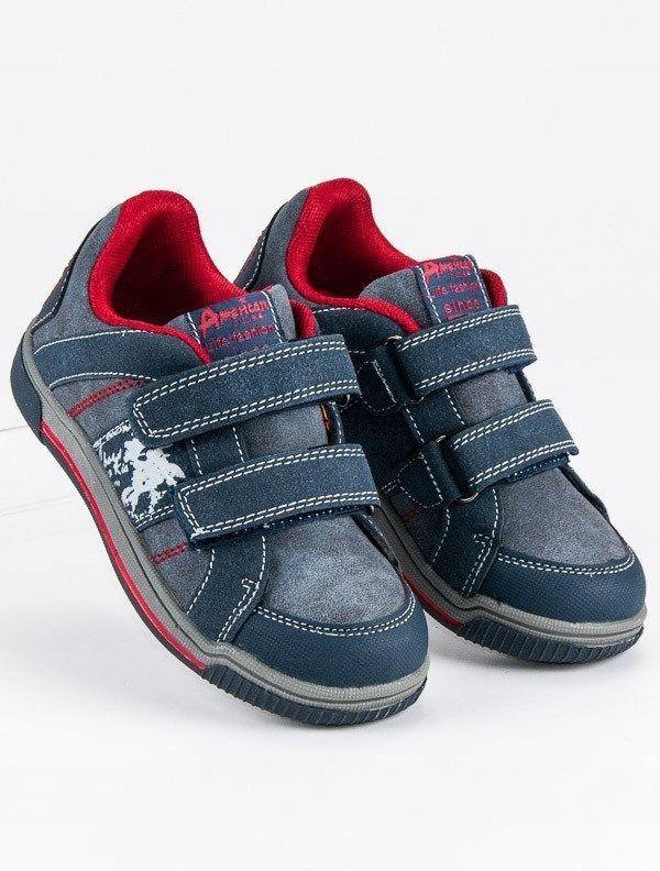 American Club Buty dziecięce niebieskie r. 30 (778