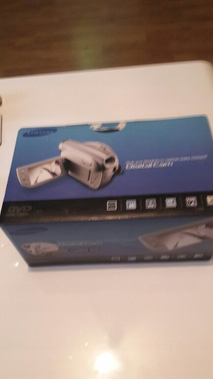 Kamera DVD VP-DX100H