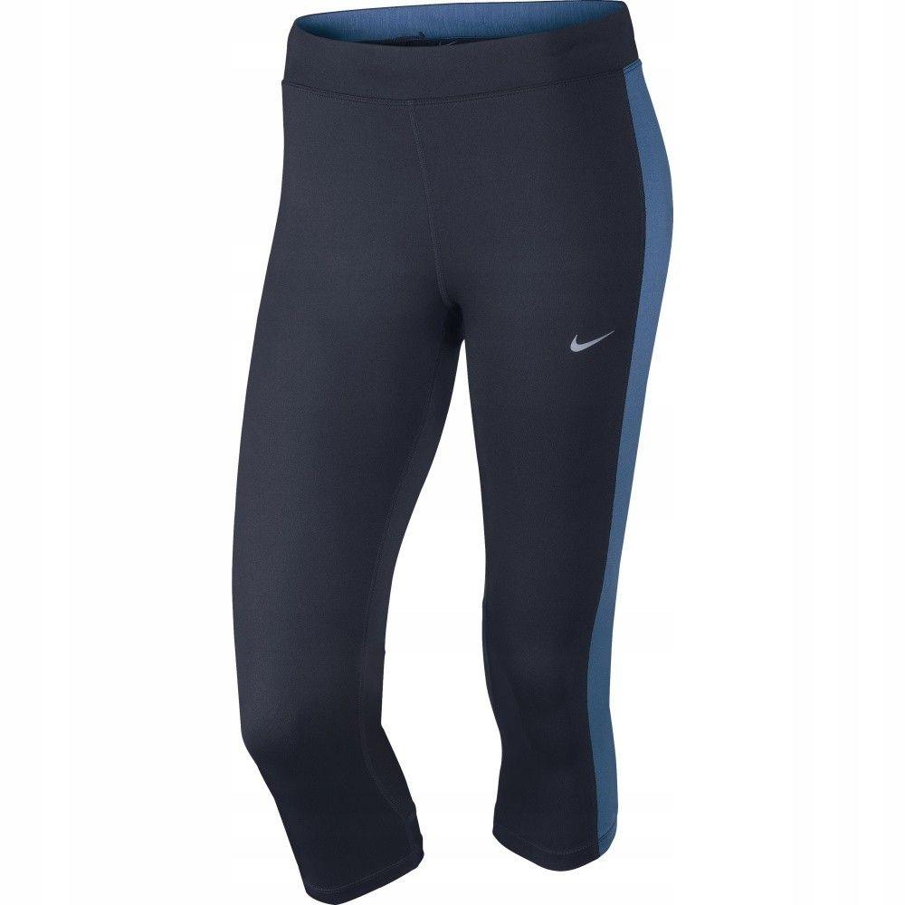 Legginsy Nike DF Essential Capri 645603 452 - GRAN