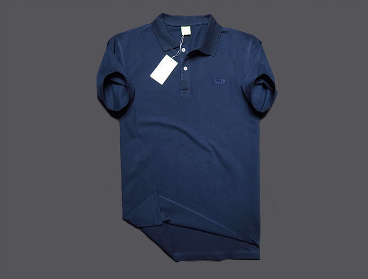 HUGO BOSS GREEN __ LUXURY NEW POLO - M / L