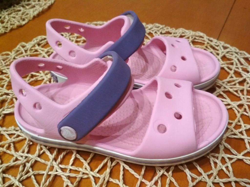 sandałki Crocs uk 9