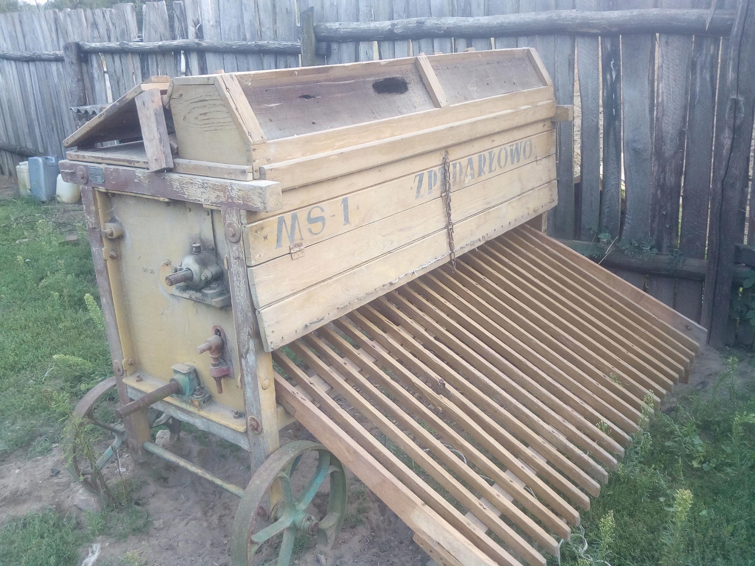 Maszyna MŁOCARNIA MS-1 ZPT DARŁOWO